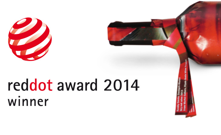 Red Dot Award for Musewine Project!