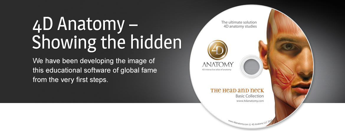 4D Anatomy – Showing the hidden
