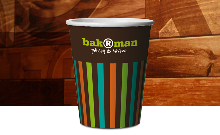 Bakerman, a really fresh place